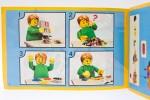 LEGO sugiere ordenar las piezas antes de armar