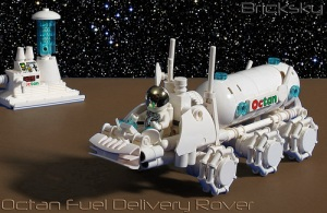 Octan Fuel Delivery Rover by Bricksky